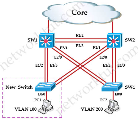 management vlan cisco switch how to find ip address